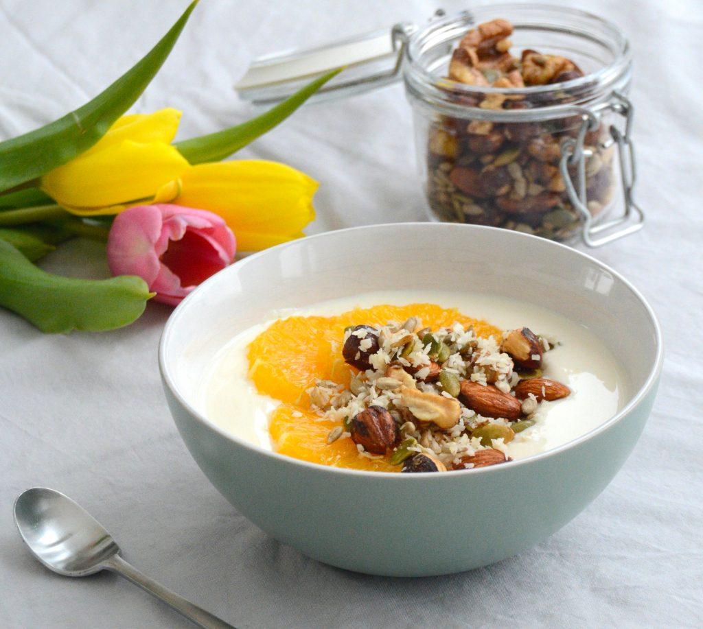 Alpro yoghurt, kokos