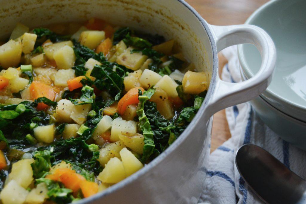 grønnsakssuppe